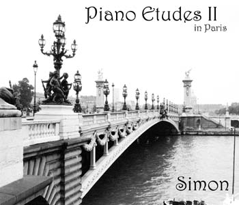 Piano Etudes 2(previous)
